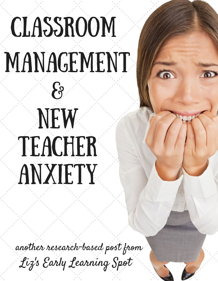 What does research say about classroom management for new teachers?