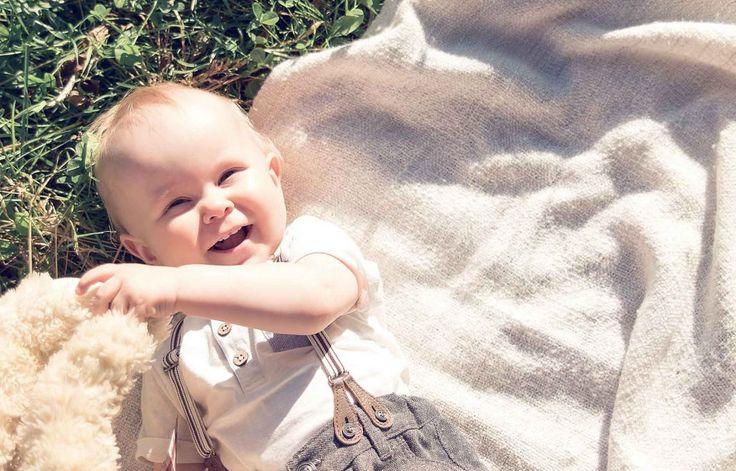 Yksivuotiskuvaus miljössä - One year old outdoor photoshoot.