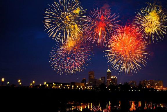 Fourth of July Downer: Fireworks Cause Spike in Air Pollution http://whtc.co/60wg