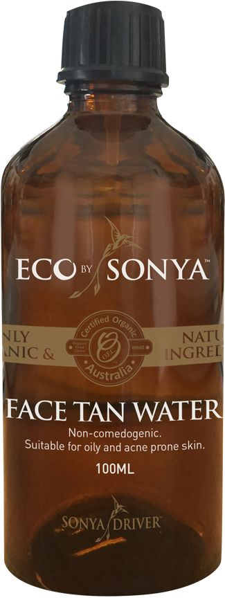Face Tan Water – Organically Epic