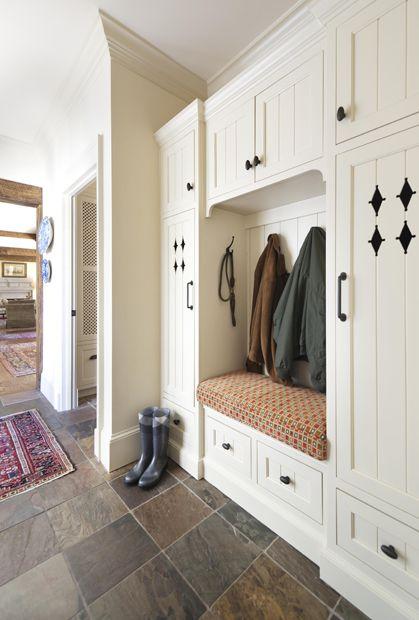 119 best interior design mud rooms images on pinterest for Mud room addition ideas