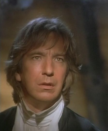 Alan Rickman as Franz Anton Mesmer