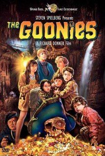 """The Goonies (Sean Astin, Josh Brolin) - 63% - The word """"fun"""" was invented to describe this film!"""