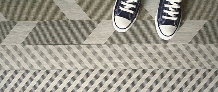 Its all going to be about patterns in 2014, and these patterned timber look tiles are sure to be a big hit. Coming to Signorino Tile Gallery in early 2014.