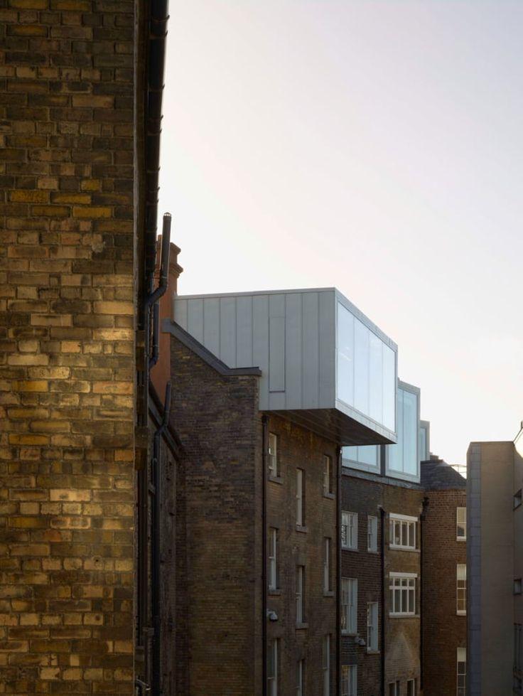 McCullough Mulvin Architects, Christian Richters · Dublin Dental Hospital and School
