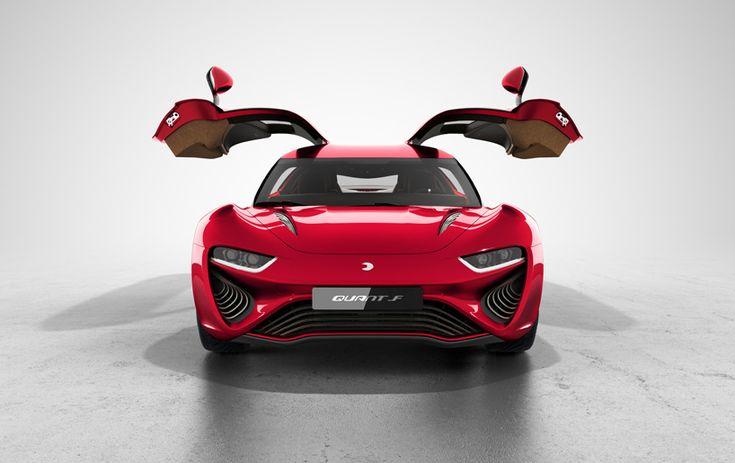 nanoflowcell QUANT F sports sedan set for 2015 geneva motor show