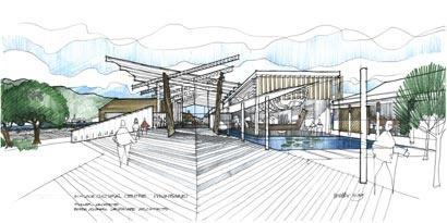 waterfront rendering