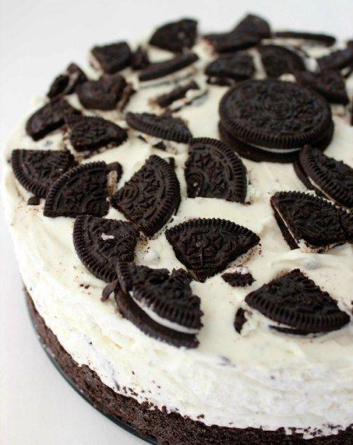 Wer Oreos liebt, wird nach diesen Oreo-Kuchen verrückt sein!
