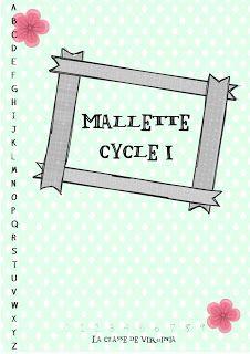 La classe de Virginia: Mallette remplaçant cycle 1 !