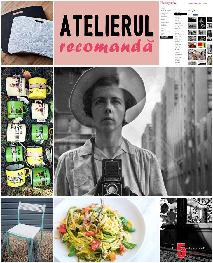 Atelierul recomandă (20- 27 aprilie) | Revista Atelierul