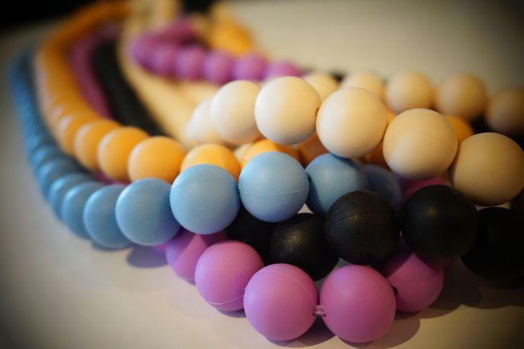 Gummy Wears Chewellery - Fashionable teething jewellery