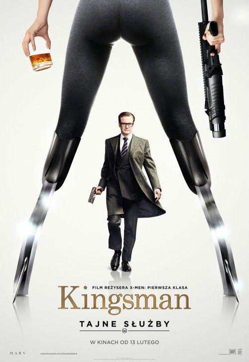 Kingsman: Tajne służby / Kingsman: The Secret Service