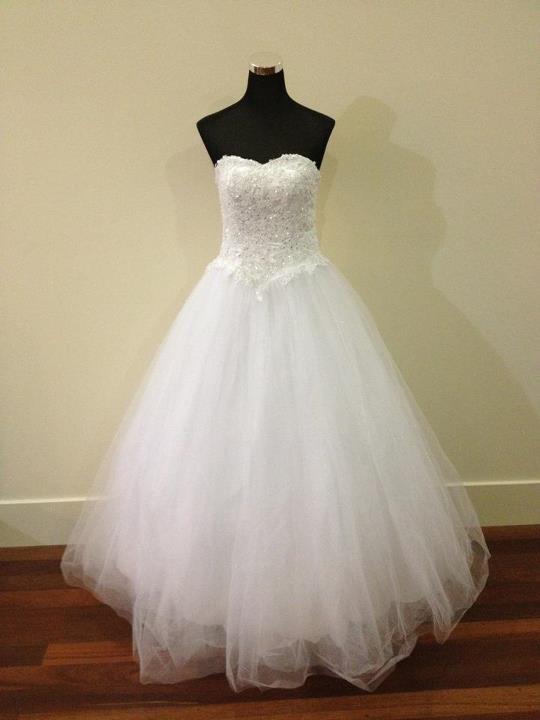 Abbey Debutante Dress  $499.00