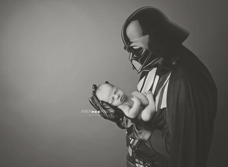 Best J E D Ib A B Y Images On Pinterest Pregnancy Babies - 25 brilliantly geeky newborn photoshoots