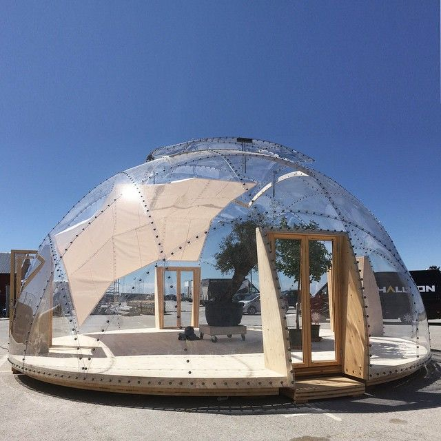 Dome Home Interiors: 165 Best Geodesic Domes Images On Pinterest