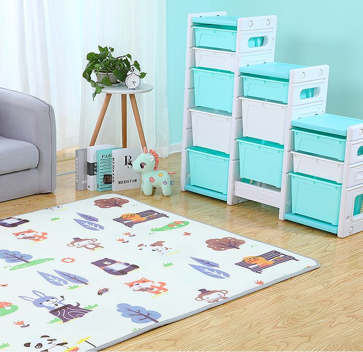 Beautiful Kids toy and stuff storage unit. Baby shop