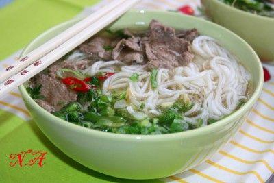 Суп Фо (вьетнамская кухня)