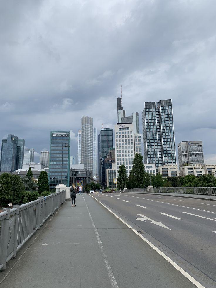 Frankfurt Essen Gehen