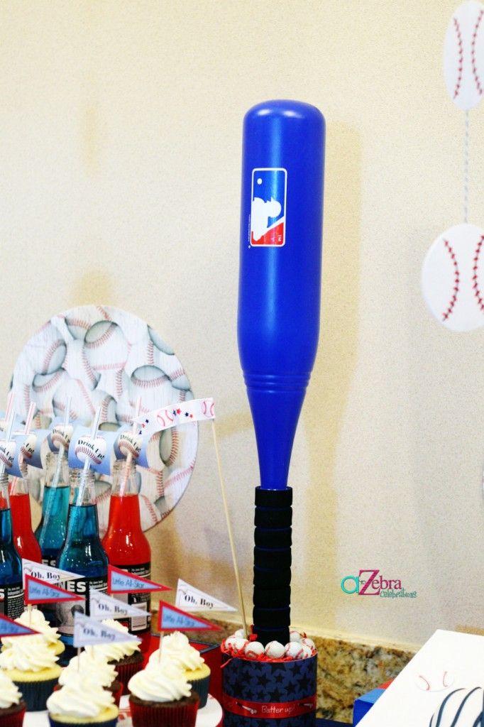Baseball Baby Shower