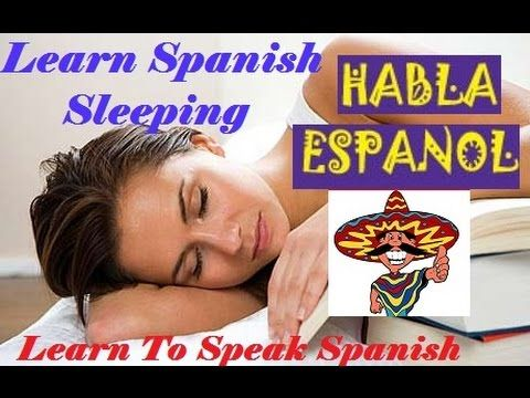 Learn Spanish While You Sleep! 9 Great Resources to Turn ...