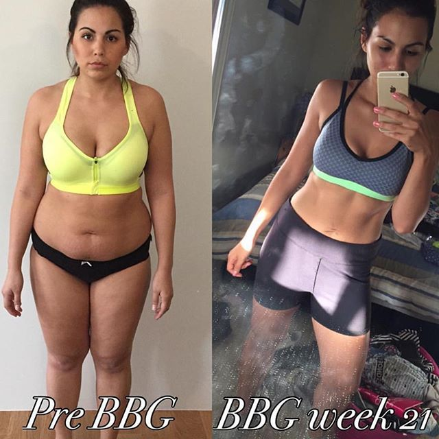 Pin for Later: These Total-Body Transformations From the BBG Workouts Will Have Your Jaw on the Floor
