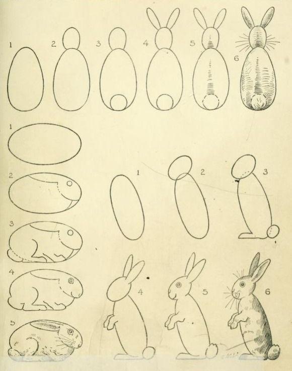 Zeichnung leicht gemacht: eine hilfreiche Buch für junge Künstler; der Weg zu beginnen und beenden Ihre Skizzen, klar gezeigt Schritt für Schritt-1921, von E-G-Lutz.