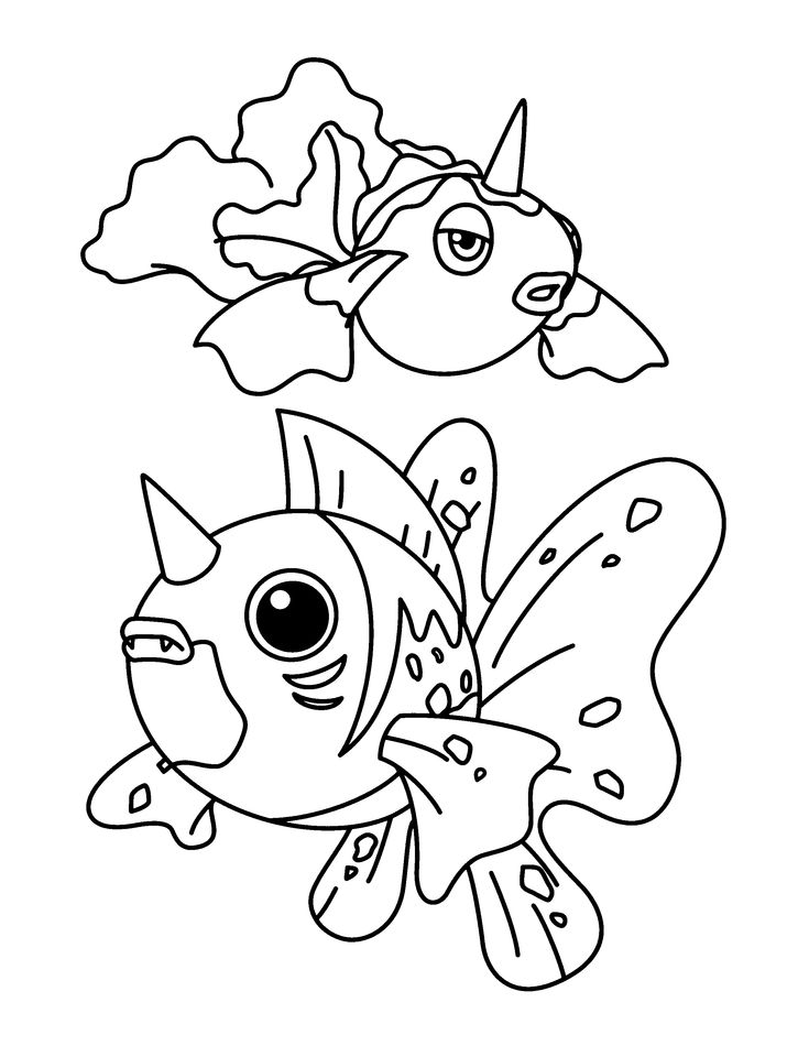 Coloring Page - Pokemon advanced coloring pages 260