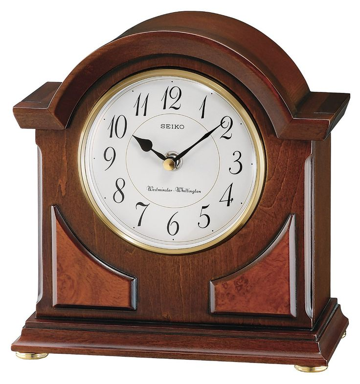 Free Wooden Mantel Clock Plans - WoodWorking Projects & Plans