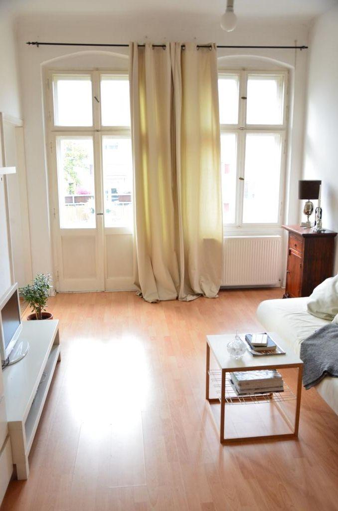 mach mehr aus deinem wg zimmer sch ne bodenlange. Black Bedroom Furniture Sets. Home Design Ideas