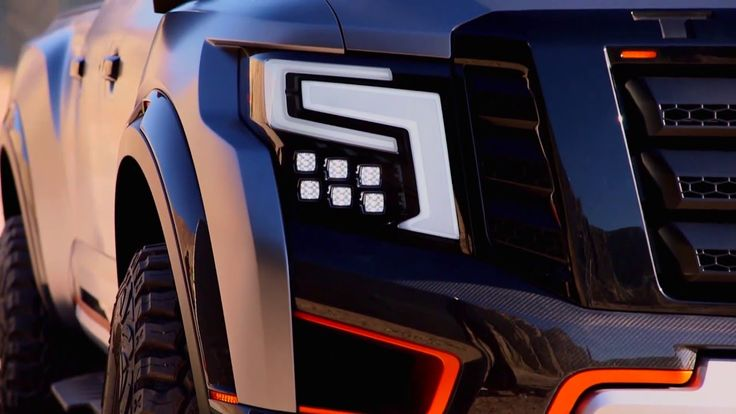 Ниссан Титан 2016 || Nissan Titan Warrior