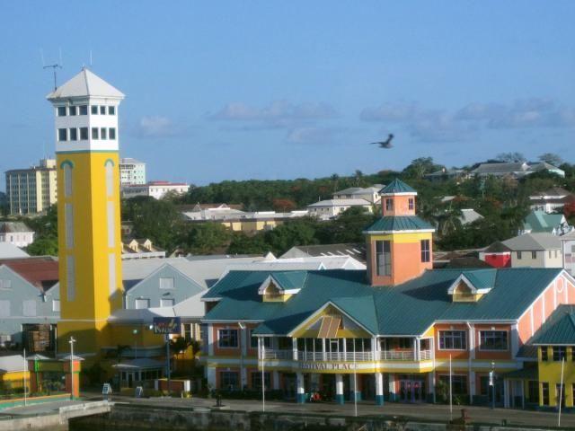Carnival Fantasy - Cruise from Charleston to the Bahamas