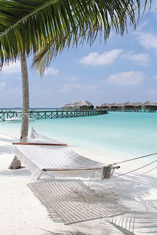 Einrichtungsideen in Weiß – Traumurlaub auf den Malediven – Lucy