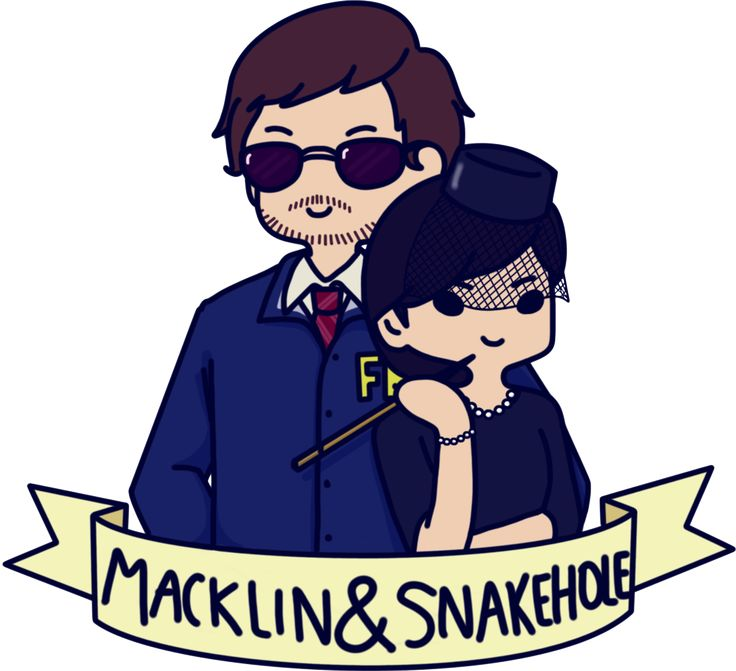Burt Macklin and Janet Snakehole by FuwaFuwaYUI.deviantart.com on @DeviantArt