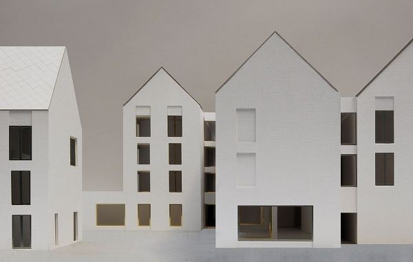 DRDH Architects | Housing and Social Centre Aarschot |