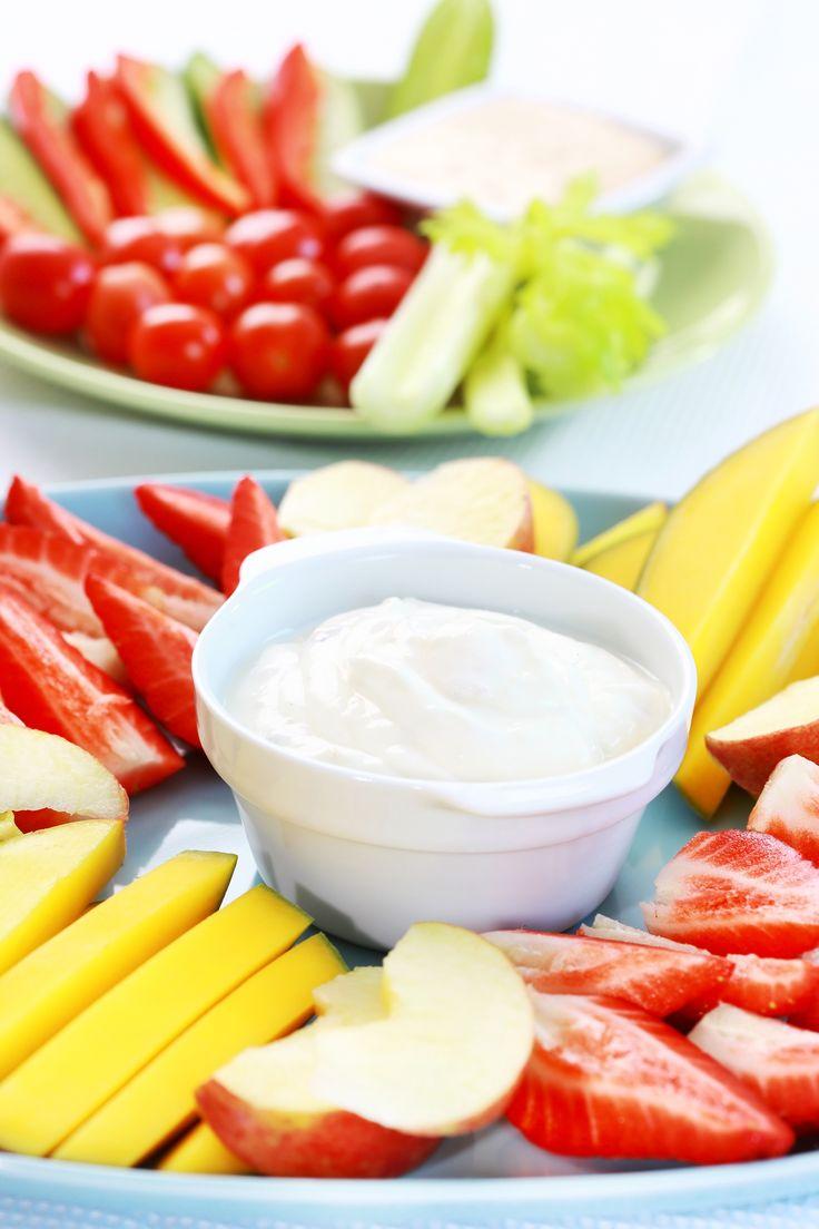 Tip: No ofrezcas frituras en la fiesta mejor cámbialo por algo fresco como frutas de temporada.