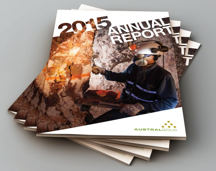 Austral Gold – 2015 Annual Report