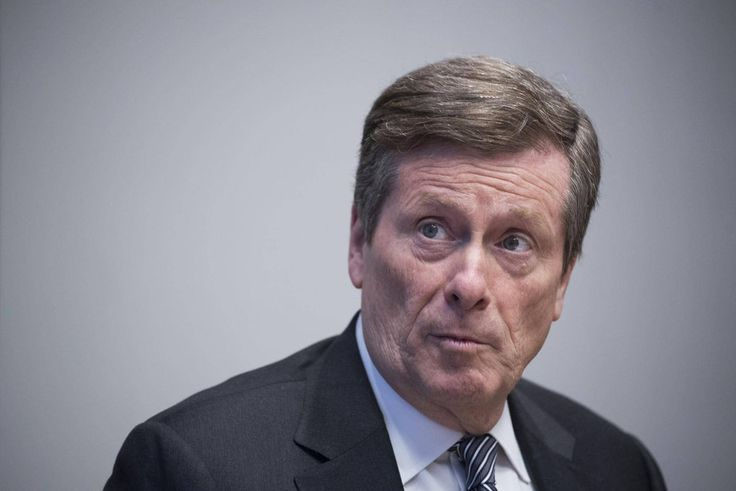 Toronto Mayor John Tory's election-year pitch: 'We can't go backward'