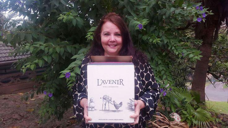 Colleen-Clarke Parker Wins A Case of L'Avenir Rosé Wine!