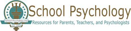 Find great school psychology resources for parents, teachers, and psychologists!