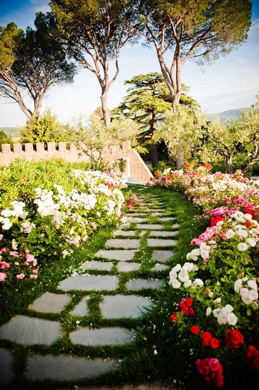 Borgo dei Conti Resort. #relaischateaux #borgo #garden #italy #gardening #pinspiration