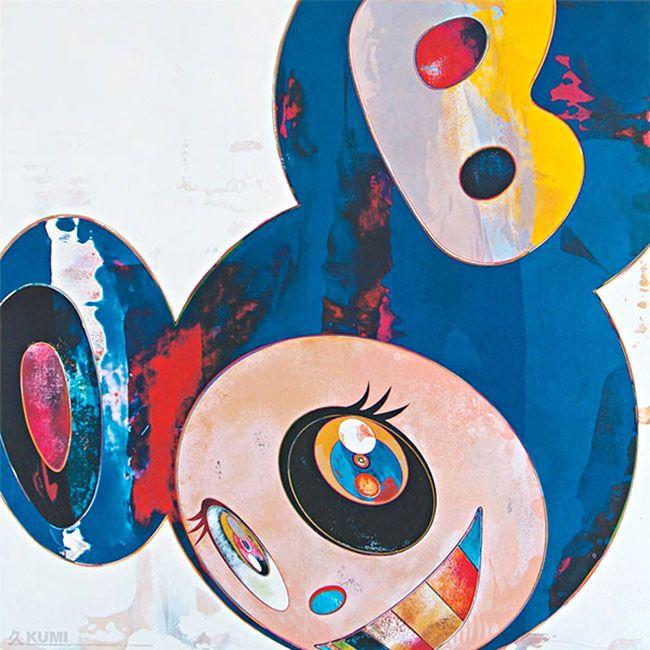 "ARTIST: Takashi Murakami 村上 隆 (Japan) ""Superflat Empire"" |  via: #Yellowmenace |   ● See all 34+ Artworks @ http://blog.yellowmenace.net/2017/01/art-takashi-murakami-superflat-empire.html |  #ContemporaryArt #JapaneseArt #popart #art @Takashipom_En"