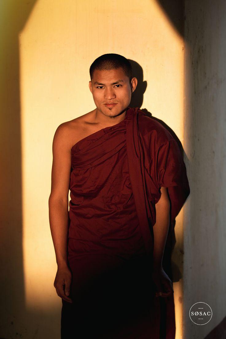 #Bagan #Monk #Burma #burmesemonk #Myanmar #goldenhour © Shane O Sullivan SOSAC Photography