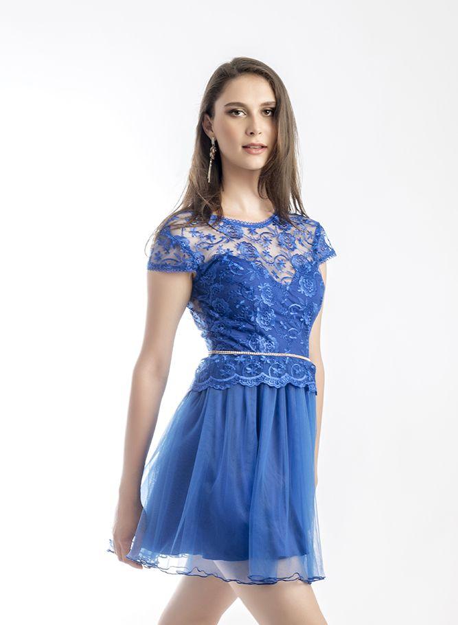 Frilly Cobalt Dress by Mireli24 Vara aceasta poti fi o divă în rochia Frilly Cobalt Dress by Mireli24 la evenimentele tale speciale. Daca vrei să arăți ca o adevarată divă trebuie să ai această rochie în garderobă. O puteti achizitona apasand pe link-ul de mai jos: http://goo.gl/VUwkti