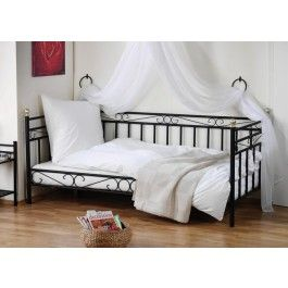 ida daybed frame rienettes bed frame is getting old thinking about this one it looks. Black Bedroom Furniture Sets. Home Design Ideas