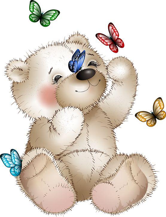 Bear and Butterflies                                                                                                                                                     More