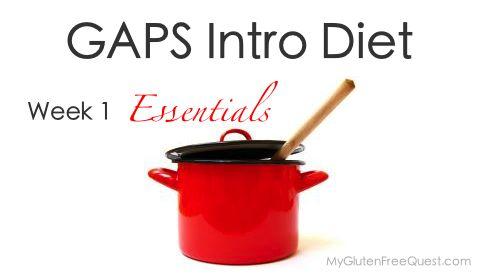 184 best GAPS resources/info images on Pinterest   Gut ...
