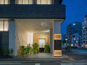 ホテル カンラ 京都 (2016年10月17日リニューアルオープン):京都駅から徒歩12分!東本願寺の北隣!エントランスは烏丸花屋町の交差点になりました。