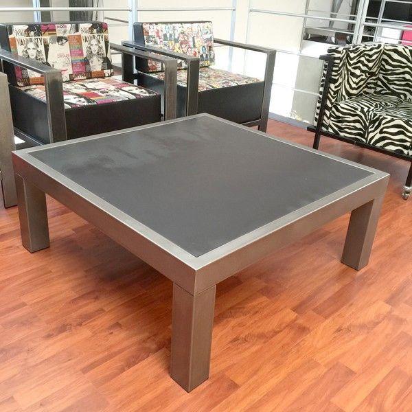 207 best table basse design images on pinterest loft. Black Bedroom Furniture Sets. Home Design Ideas