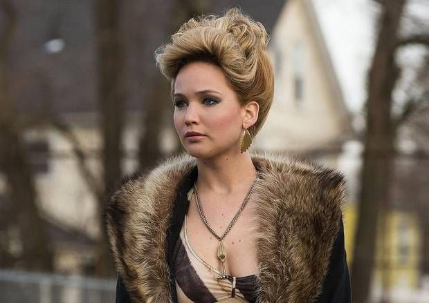 American Hustle, review: 'Jennifer Lawrence is brilliant as the neurotic housewife' - Reviews - Films - The Independent