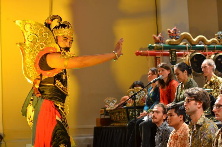 Javanese dancers - Gamelan. Credit: Pete Riley